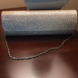 Payless Bags - Gold clutch